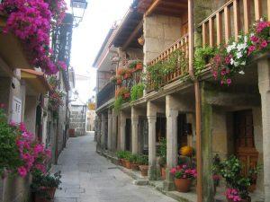 Особенности архитектуры района Риас Байшас