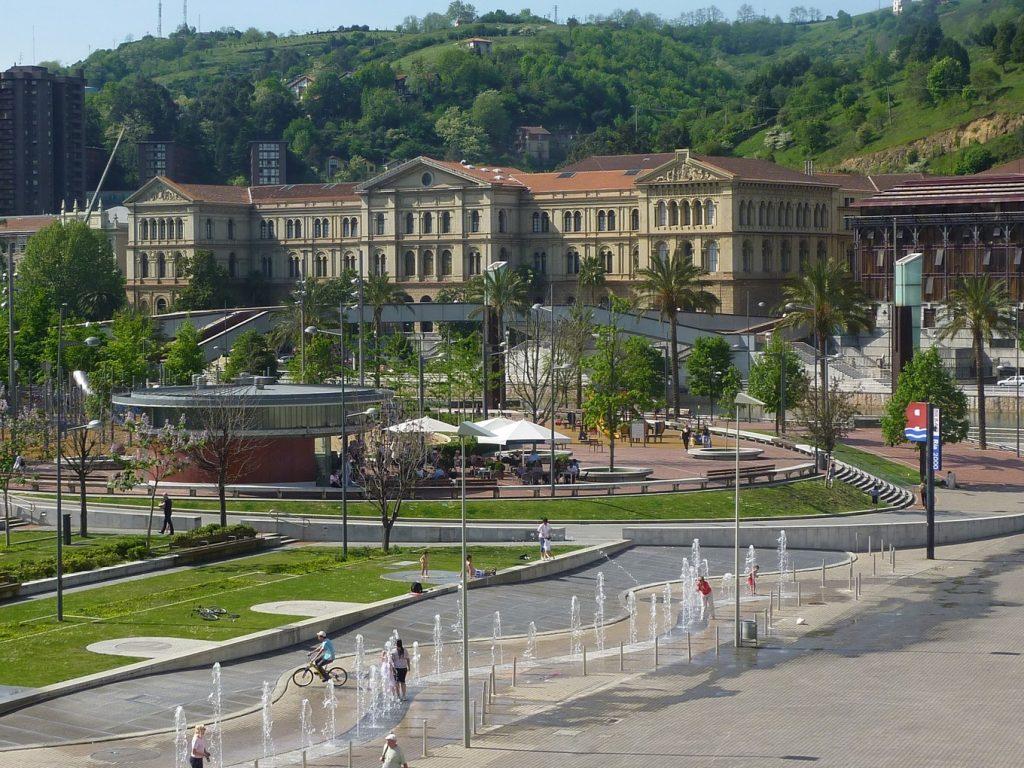 экскурсии по центру Бильбао