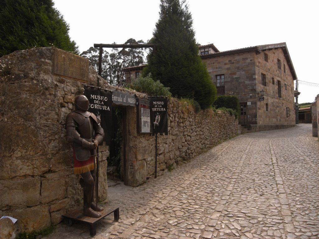 Посещение музеев северной Испании