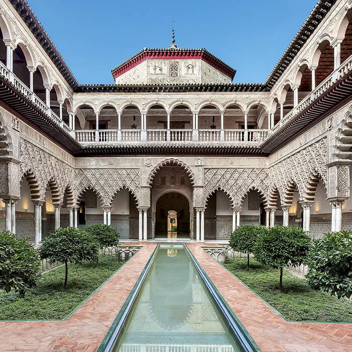 экскурсии в замки Испании