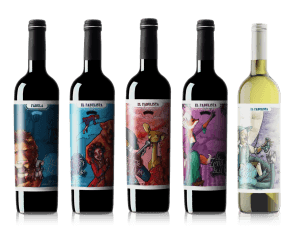 Дегустация вин в винном погребе Фабулиста