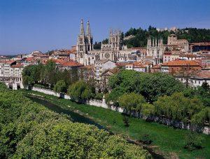 Визиты в города северной Испании