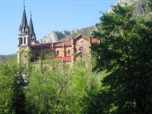 Религиозные места севера Испании