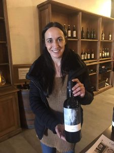 В винодельне Солар де Саманьего