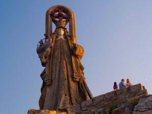 Главные монументы Байоны