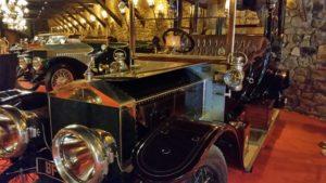 экскурсии в музей раритетных автомобилей Бильбао с Ольгой Новиковой