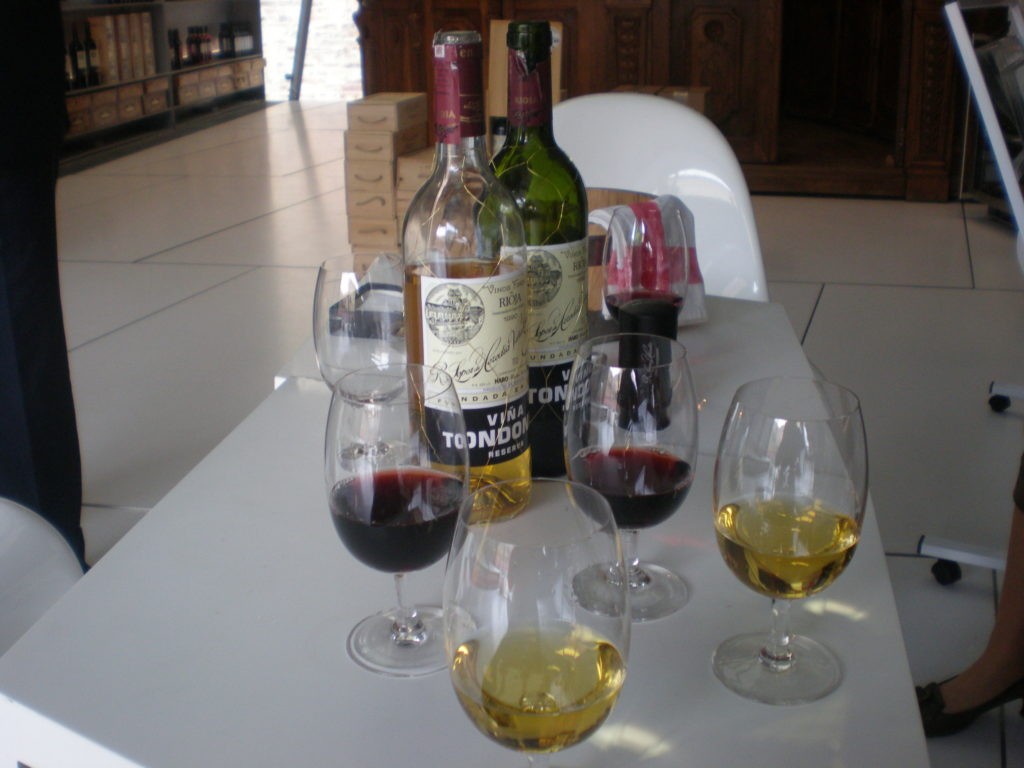 дегустация лучших вин Лопес Эредия
