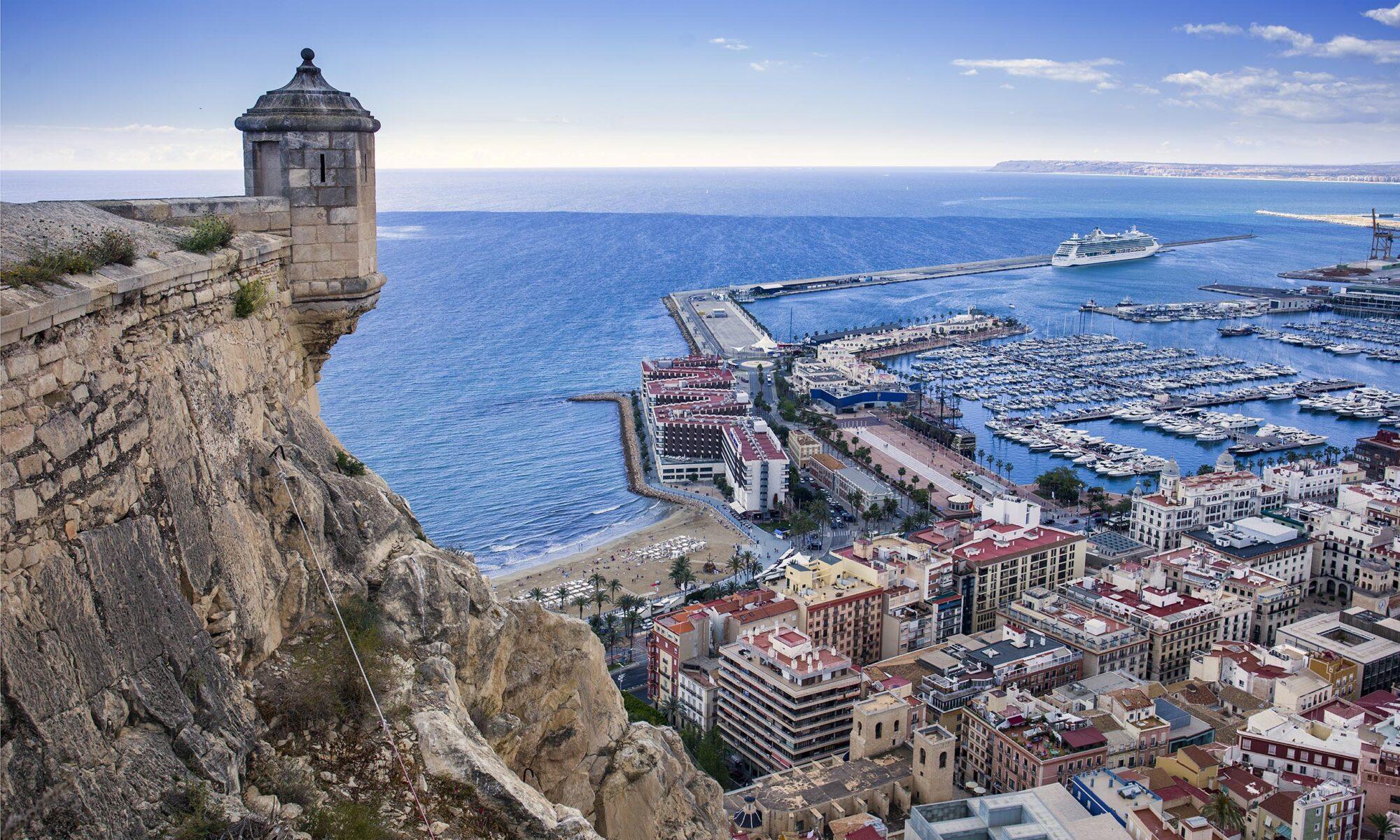 Экскурсии по замкам Испании 45