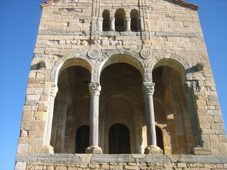 Дороманские церкви Астурии