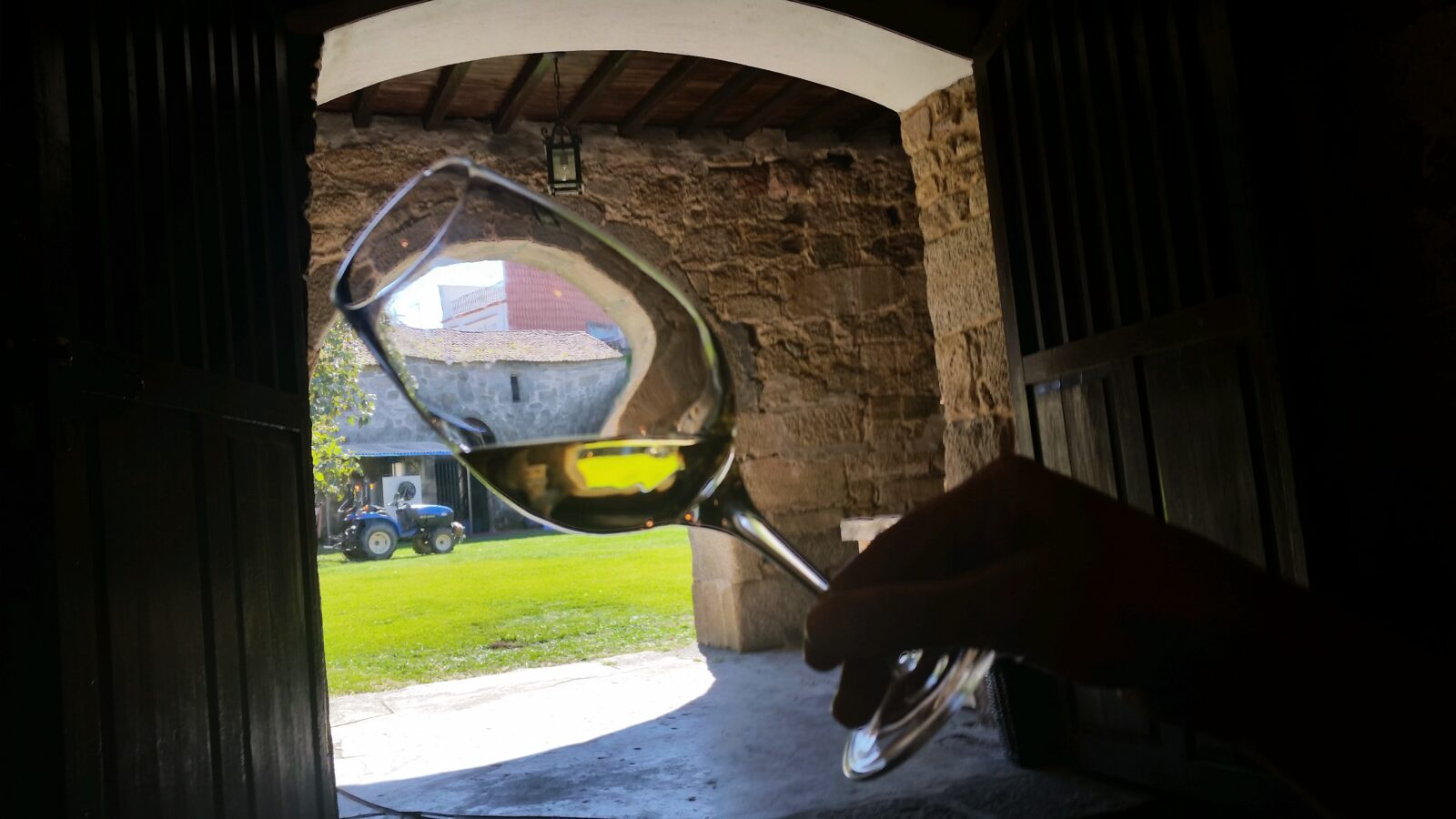 Вино Альбариньо