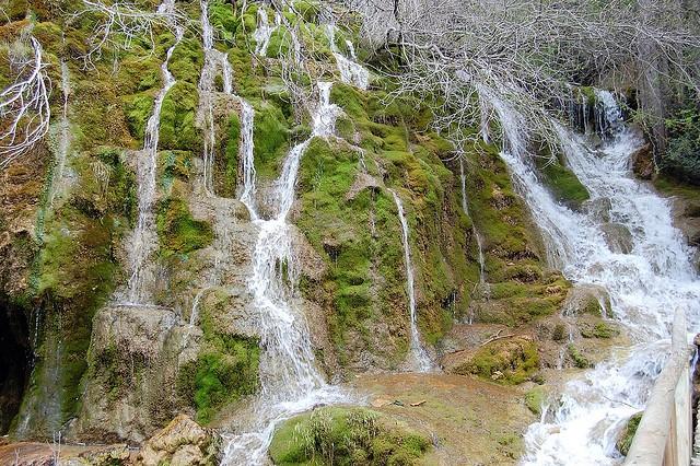 красивейшие водопады Испании в Куэнке