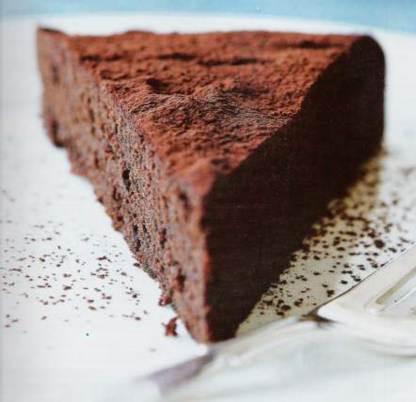 Tarta de chocolate –шоколадный торт