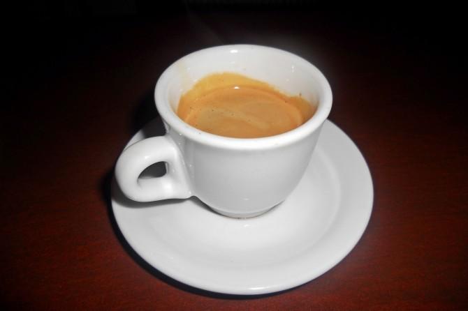 Cafe solo – черный кофе эспрессо