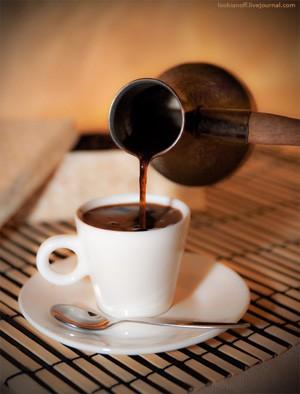 Cafe del puchero – кофе, сваренный в турке.