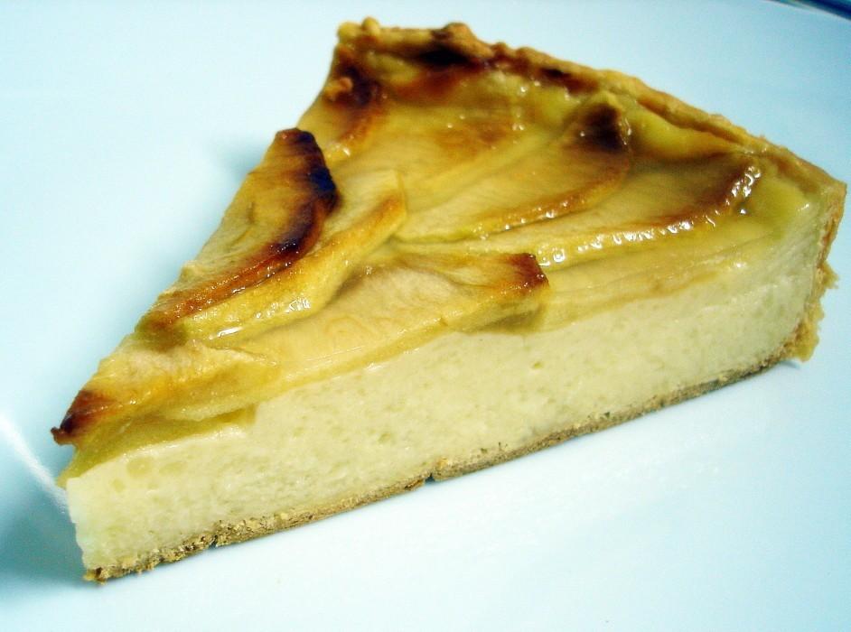 Tarta de manzana –яблочный торт.