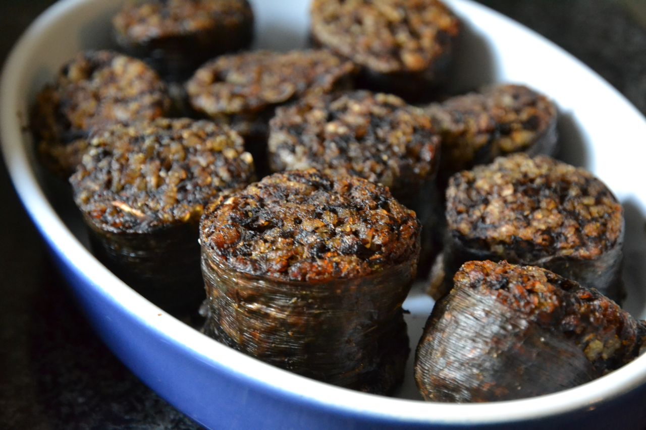 Morcilla – колбаса из свиной крови с добавлением лука или риса.