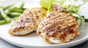 Pechuga de pollo – жаренная куриная грудка.
