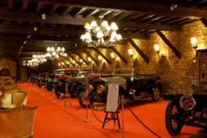 Музей раритетных автомобилей Бильбао