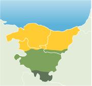 Отдых в летние месяцы в стране басков