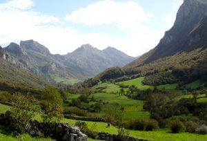 путешествия в природные парки Астурии