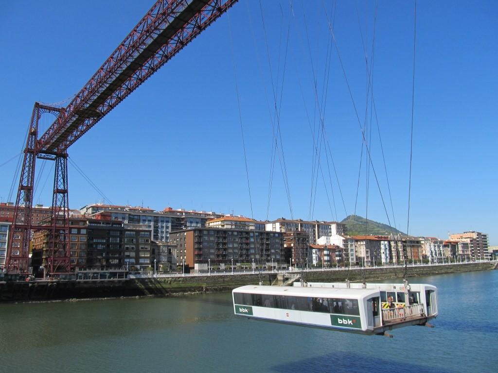 Мост Бильбао