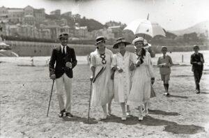 история курорта в Сан Себастьяне