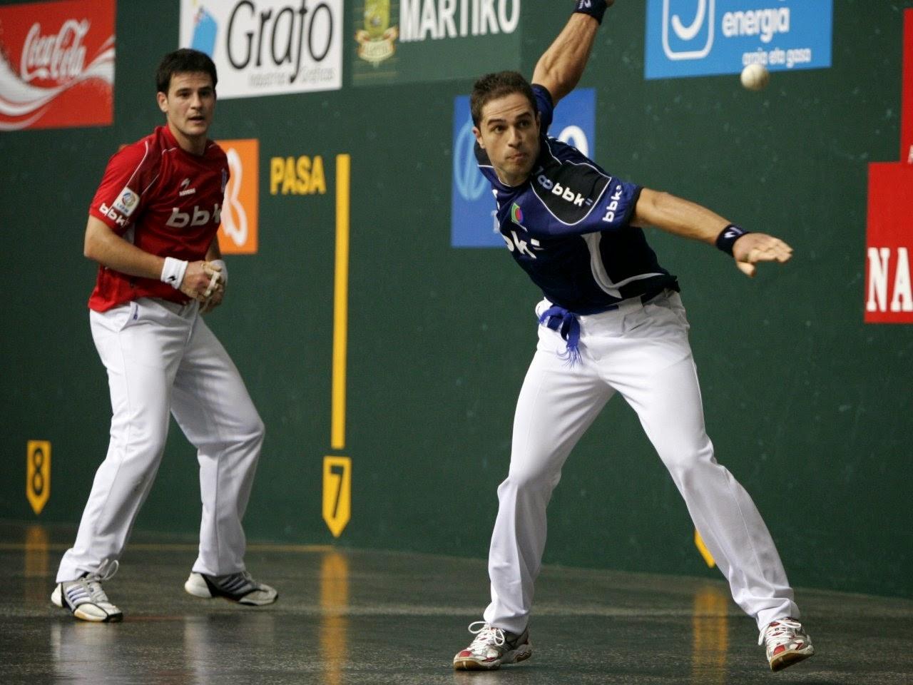 национальные виды спорта в Стране Басков