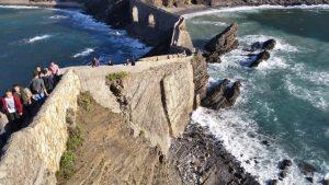 побережье Страны басков
