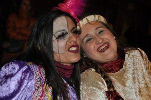 посещение карнавала в Испании