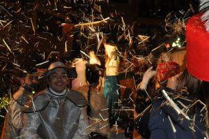 карнавал на севере Испании