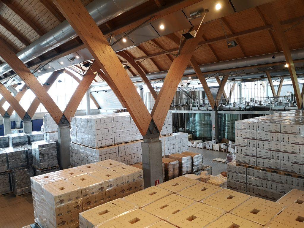 Экскурсии на производство вин Протос