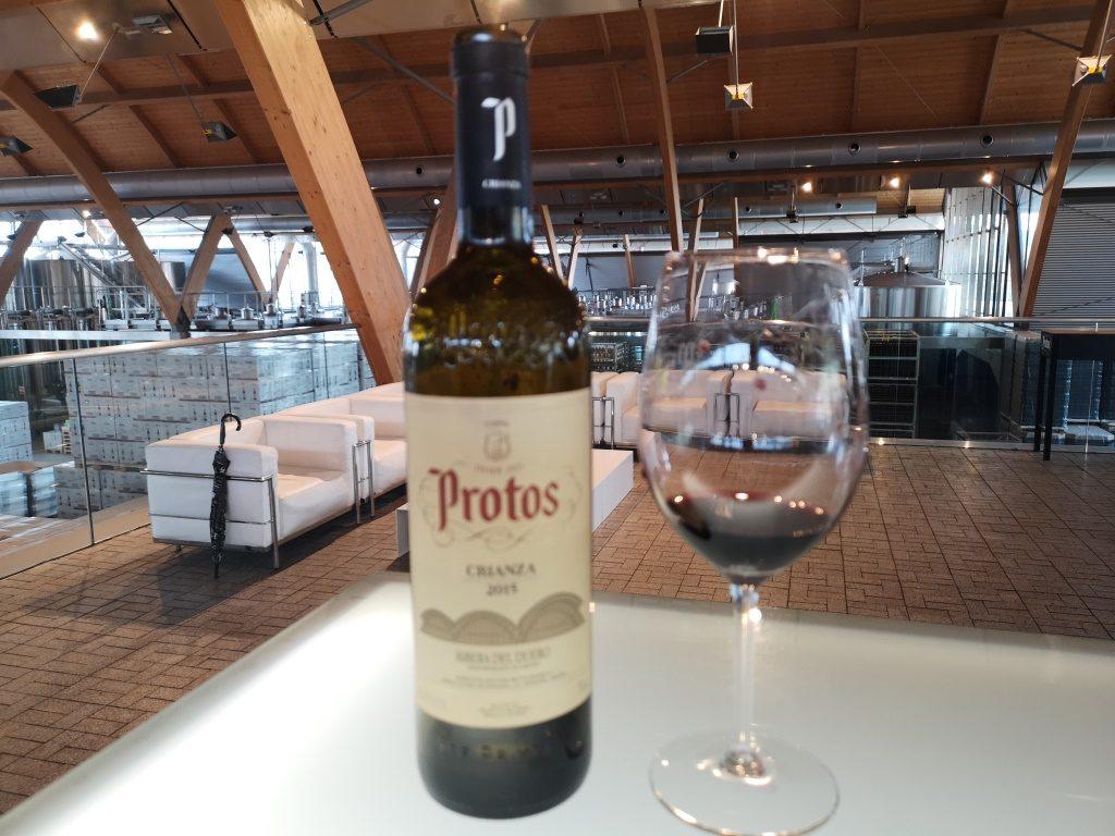 Лучшее вино Рибера дель Дуэро Протос
