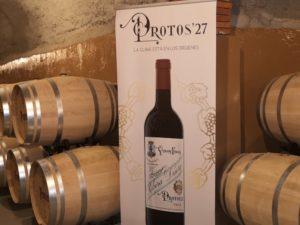 Дегустации лучших вин винодельни Протос