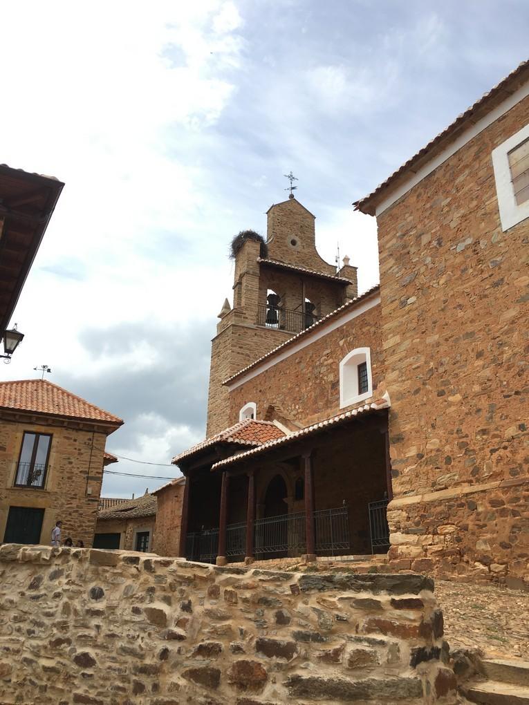 посещение сельских храмов
