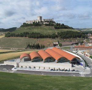 Посещение замка возле винодельни Протос