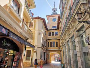 Экскурсия в исторический центр Овьедо