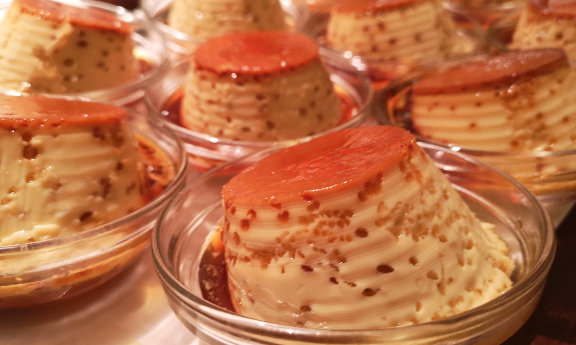 десерты кухни северной Испании
