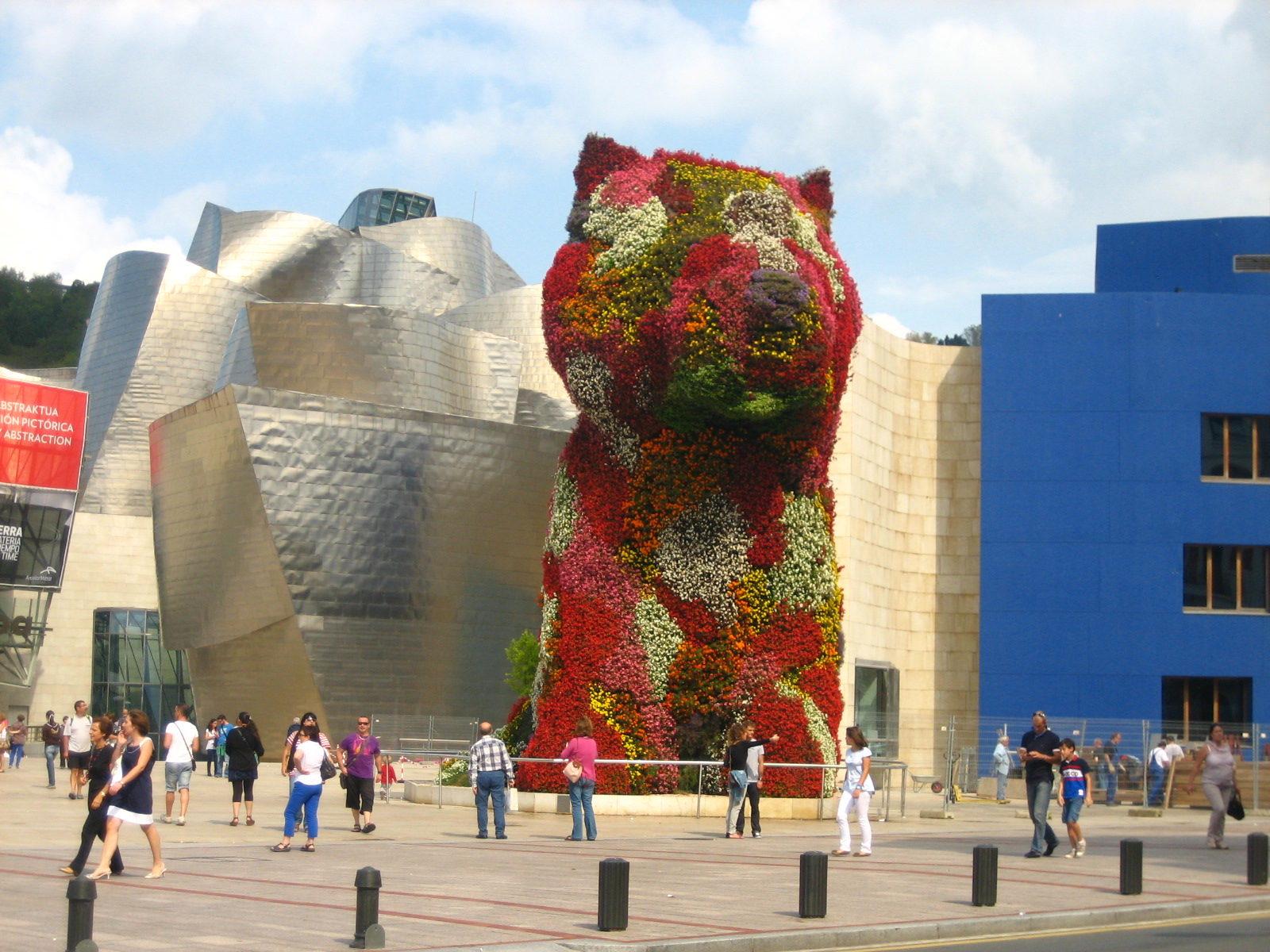 Однодневный тур по Бильбао с Гидом по северу Испании