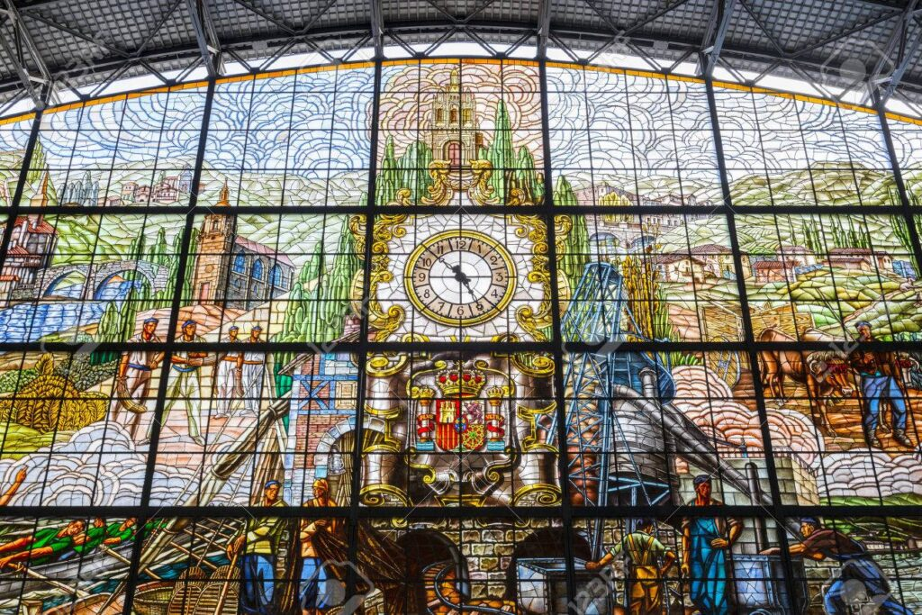 Вокзалы Бильбао