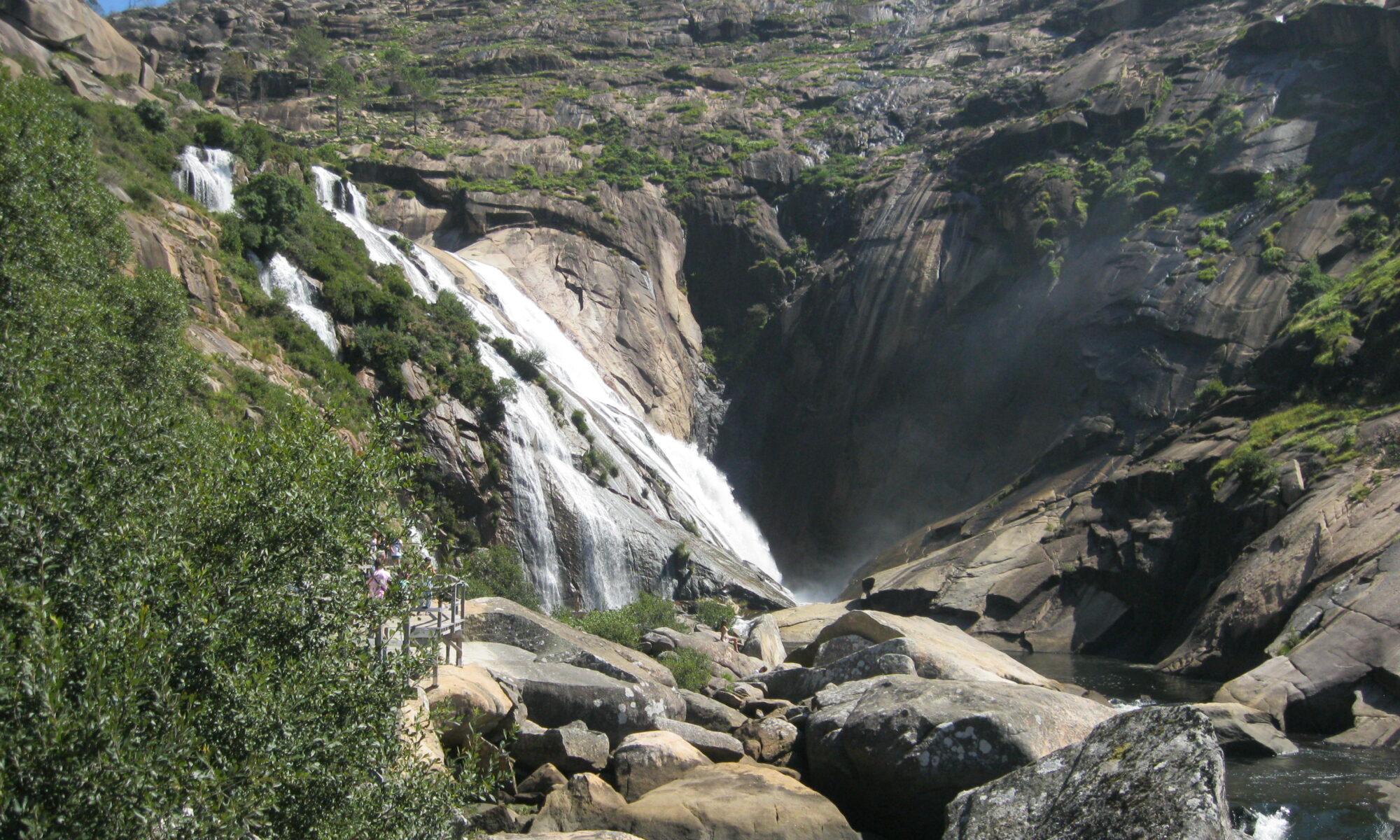 Экскурсии к красивейшим водопадам