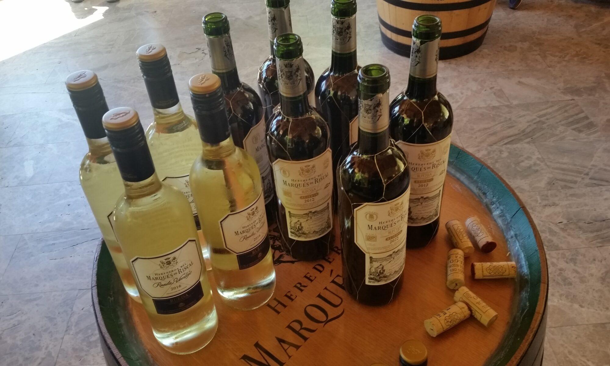дегустация лучших вин Маркез де Рискаль 23