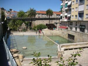 отдых на водных источниках Галисии