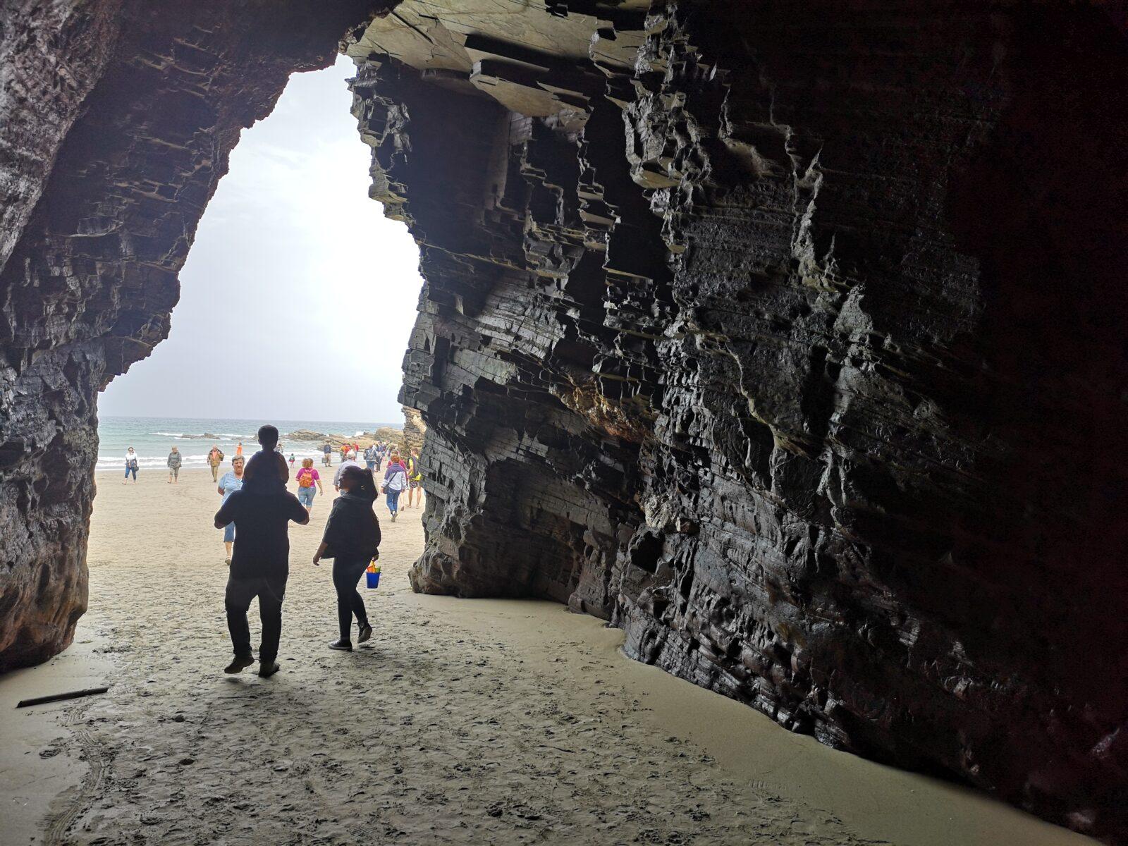поездки на пляжи Галисии с русским гидом