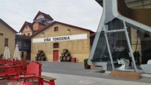 дегустация вин в Лопез де Эредия
