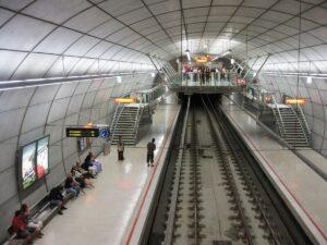 сооружения Фостера в Бильбао