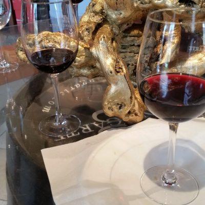 Визит в винодельню Угарте на Риохе