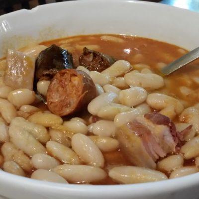 знакомство с блюдами северной Испании