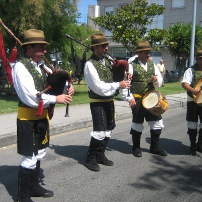 Галисия север испании